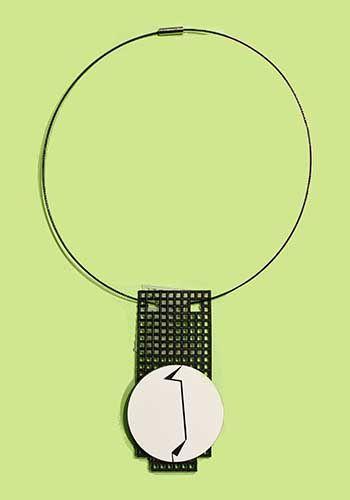 Roundoes Choker by David LaPlantz