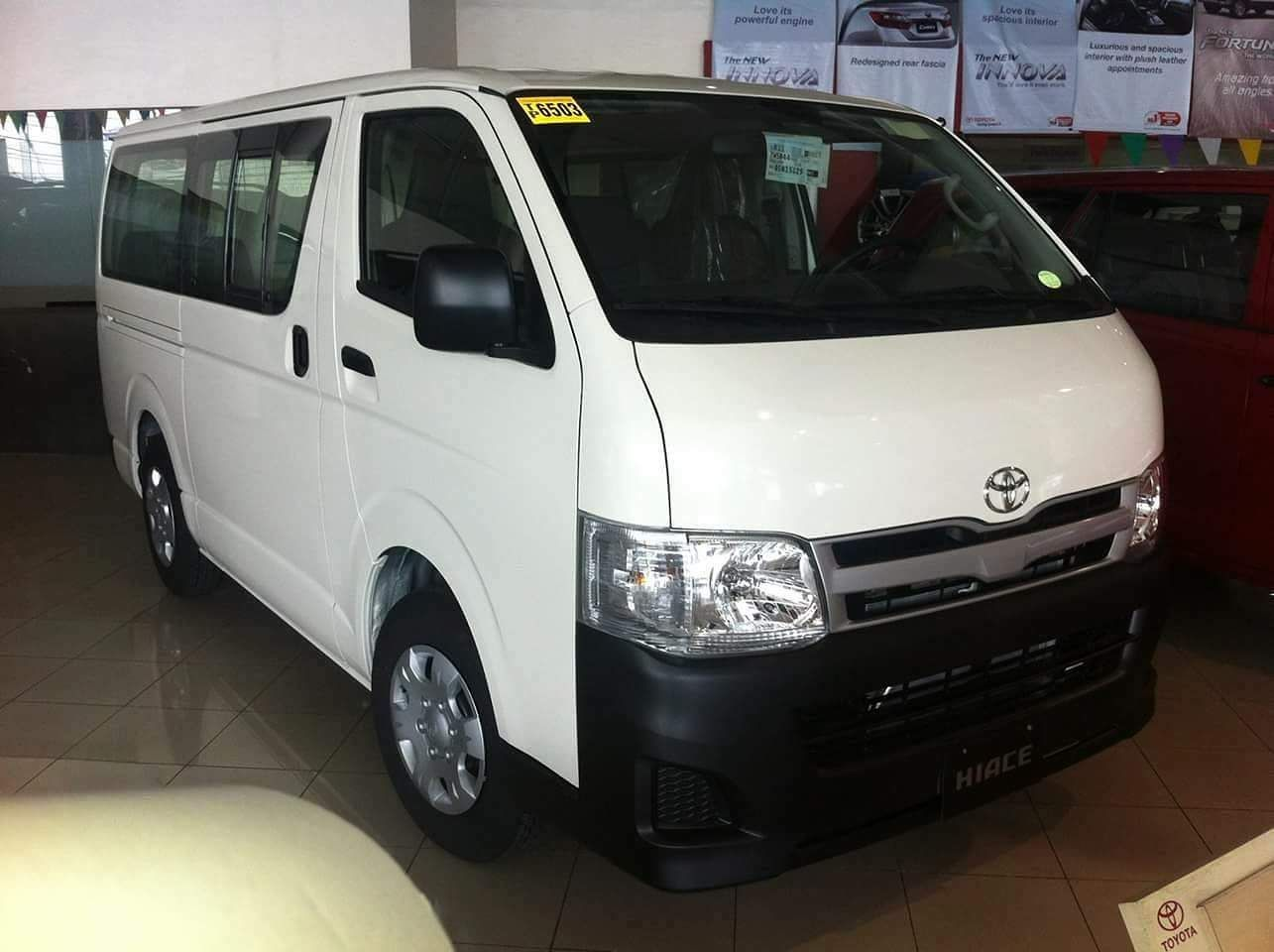 Order now drive home easy this 2016 toyota hi ace commuter 2 5 dsl manual transmission