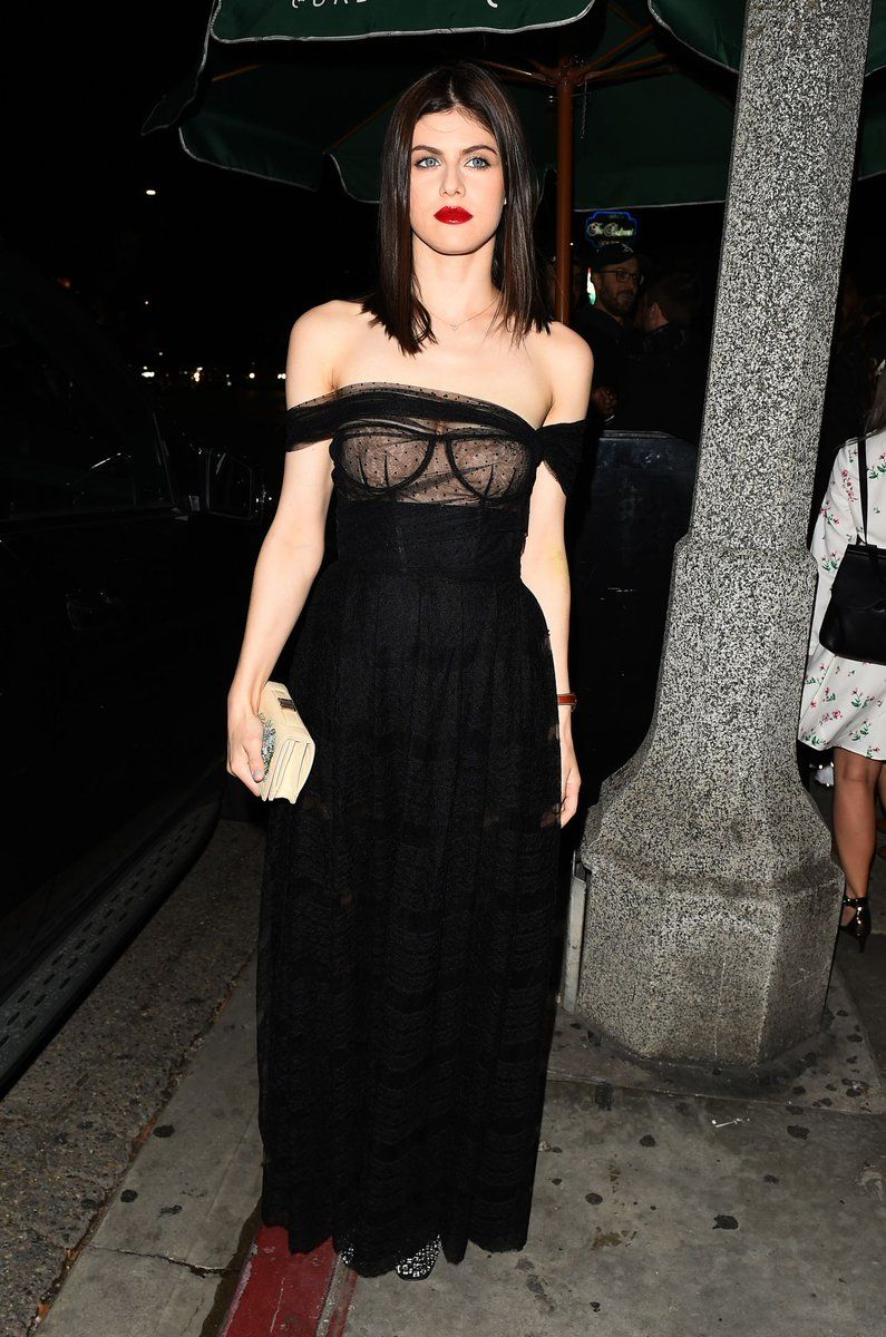 Alexandra daddario flashing her panty in los angeles 8 9 new picture