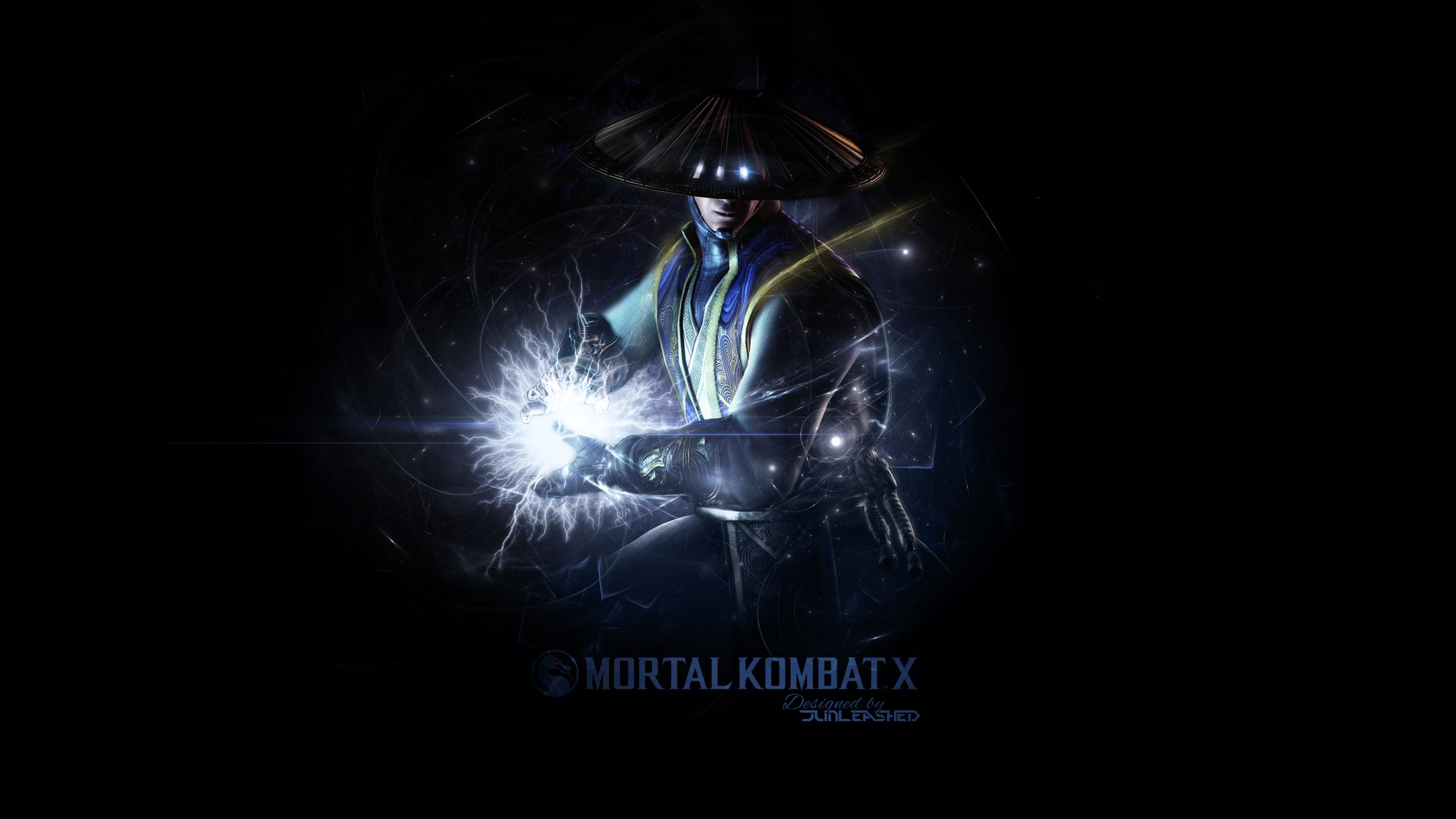 mortal kombat x raiden wallpaper gets fans excited one angry gamer