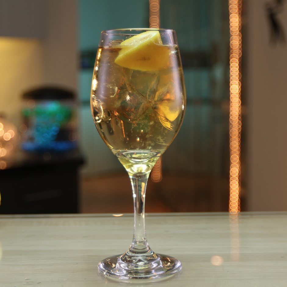 KC Tea - Tipsy Bartender #henessydrinksrecipes