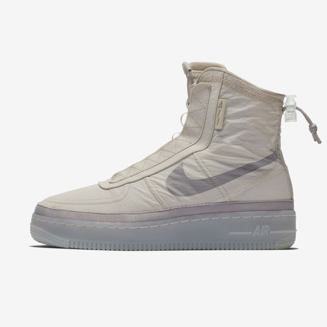 Nike Wmns Air Force 1 Shell BQ6096 002