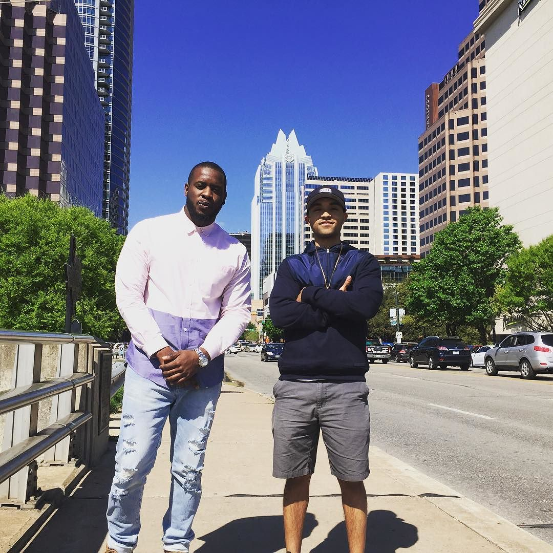 Quick trip to SXSW this past weekend. It was lit!  by theogold03