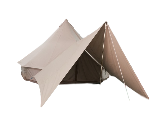Awning White Copy 1 Belltent Canvas Awnings Bell Tent Tent