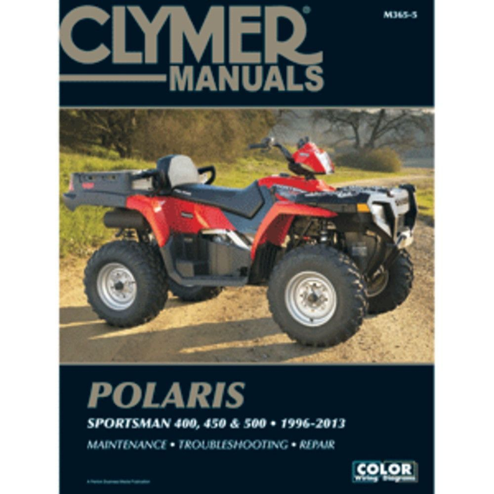 Wiring Diagram Polaris 400 Sportsman Wrench Electrical Diagrams 1995 Schematic Clymer 450 500 1996 2013 Parts