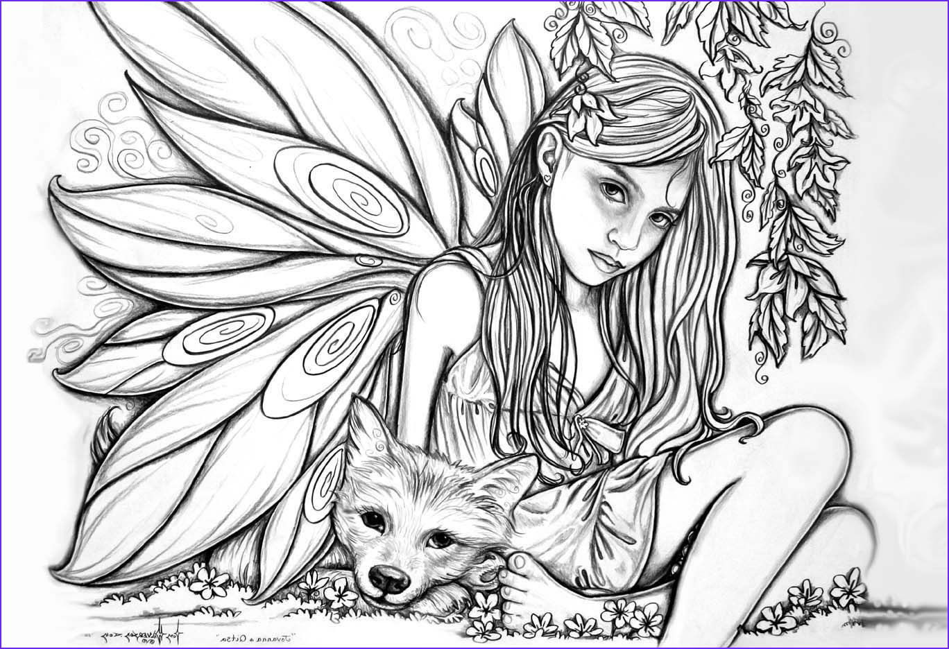 14 Unique Free Printable Coloring Pages For Adults Advanced Photos