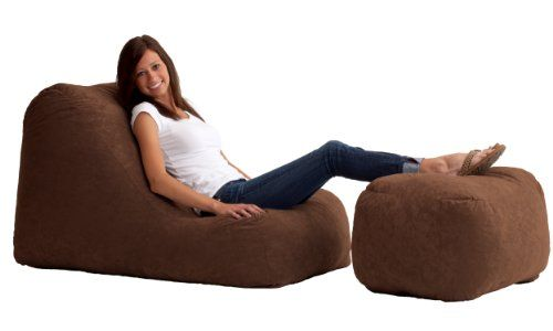 Lounge In Style The First And Original Patented Memory Foam Bean Bag Style Chair The Patented Fuf Foam Will Not Break Down Like Old S Best Beanbag Bean