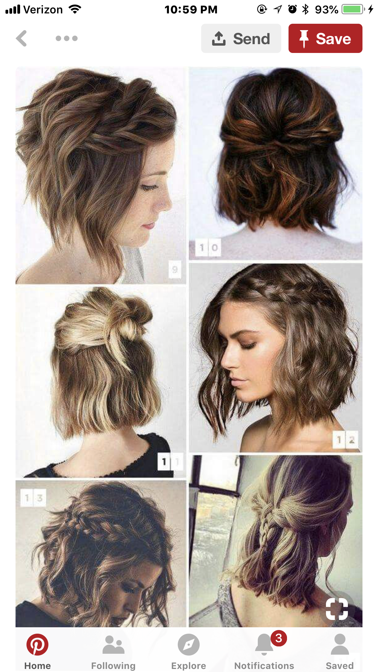 Short Hair Hairstyles In 2019 Braids For Short Hair Braids For Short Hair Long Hair Styles Hair Styles