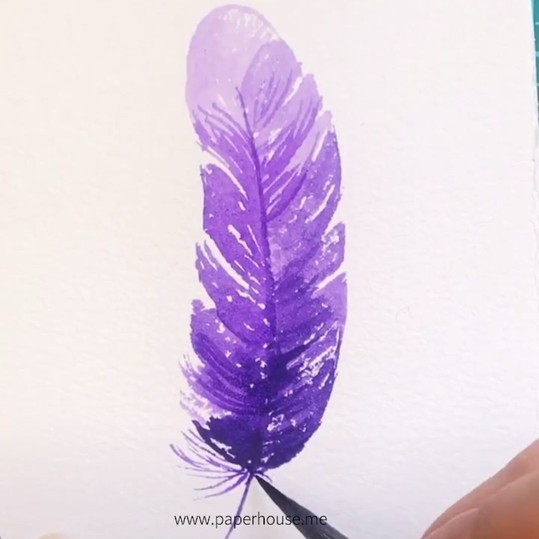 """Watercolor Feather Art 👉www.paperhouse.me💝Save 10% OFF with code """"PIN10""""💝Paperhouse Stationery -  Informations About Watercolor Feather Art 👉www.paperhouse.me💝Save 10% OFF with code """"PIN10� - #art #Brushes #CoastalScents #code #EyeMakeup #Feather #PicturePolish #PIN10Paperhouse #Stationery #Watercolor #wwwpaperhousemeSave"""