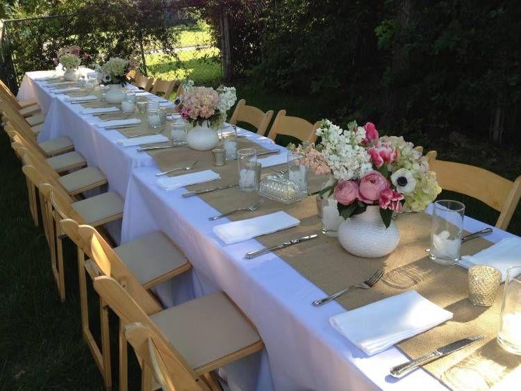31+ Wedding table runners canada info