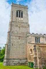 !3th century St Martins Burton Agnes Yorkshire