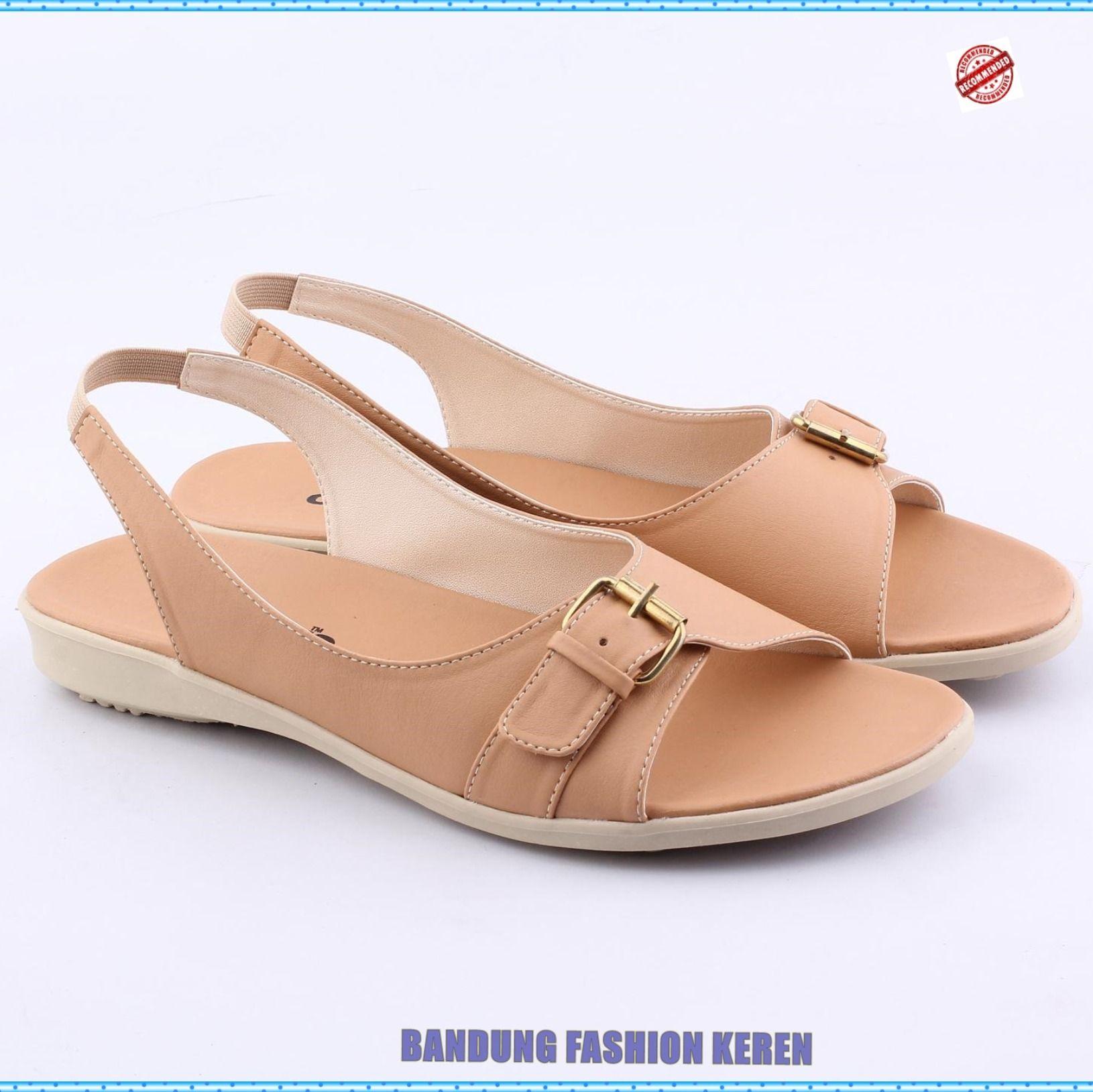 Sandal Casual Wanita Ry 053 Produk Fashion Handmade Terbaik 100