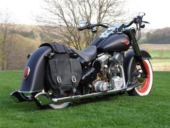 Harley Davidson 89 Heritage Softail Classic Bill Drane Bobber Custom Harleys