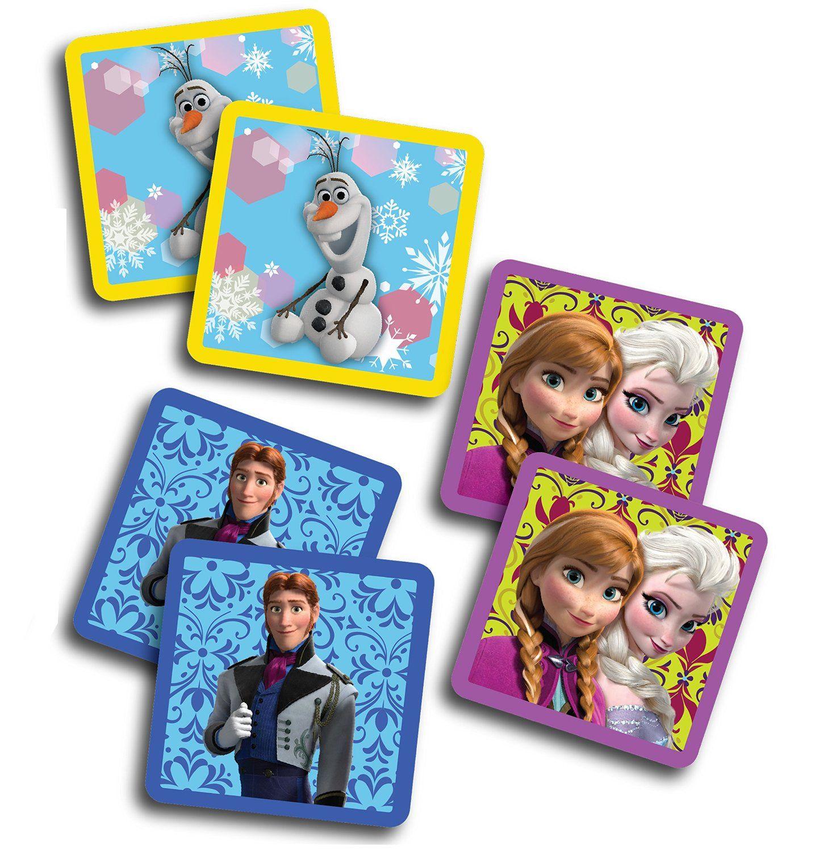 Jeu de Mémoire, Frozen La reine des neiges Disney, 3+ ans. 19.99  Disponible en boutique ou sur notre catalogue en ligne. Livraison rapide au Québec.  Achetez-le info@laboiteasurprisesdenicolas.ca