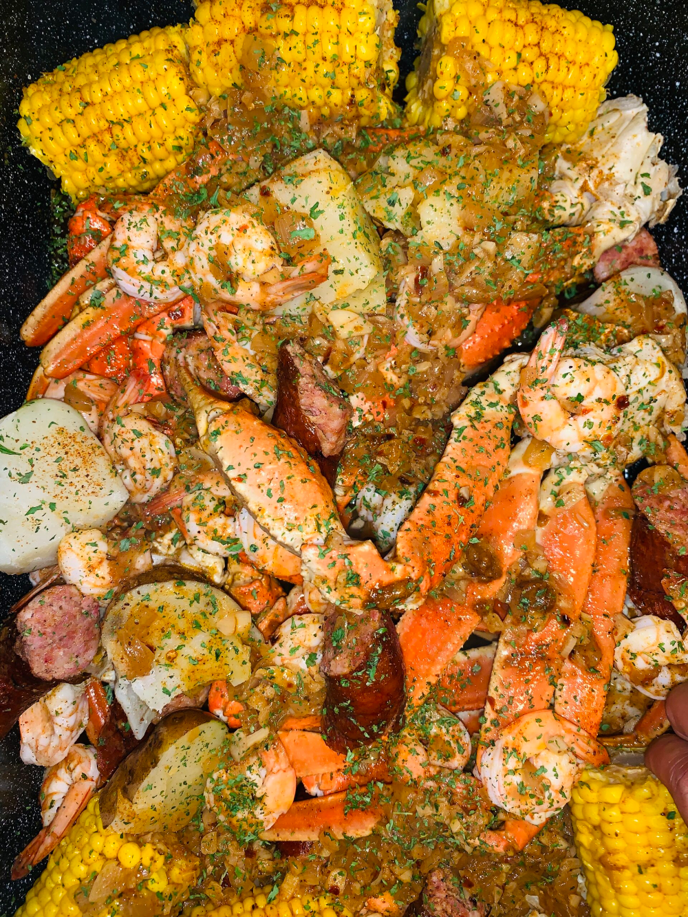 GARLIC BUTTER SEAFOOD BOIL - Razzle Dazzle Life #boiledshrimp Garlic butter seaf...        GARLIC BUTTER SEAFOOD BOIL - Razzle Dazzle Life #boiledshrimp Garlic butter seafood boil sauce. Add this spicy sauce to your favorite seafood boil, and use some on the side to dip the yumminess in! #Boil #boiledshrimp #Butter #Dazzle #Garlic #Life #Razzle #seaf #seafood #Shrimp recipes