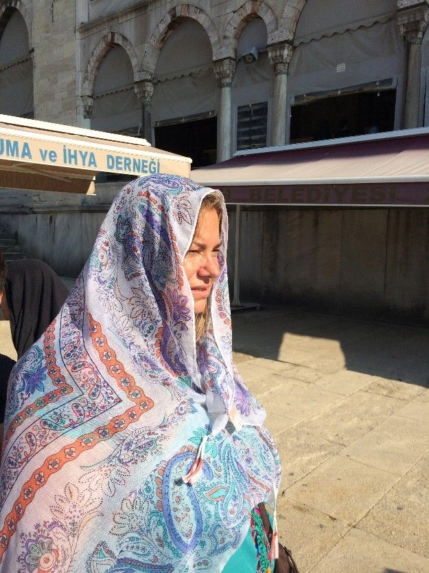 A mi manera, por Caritina Goyanes - Los barrios de Estambul: Sultanahmet