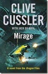 Juan Cabrillo adventure is no Mirage. Bit hazy perhaps, but a decent read #clivecussler #oregonfiles