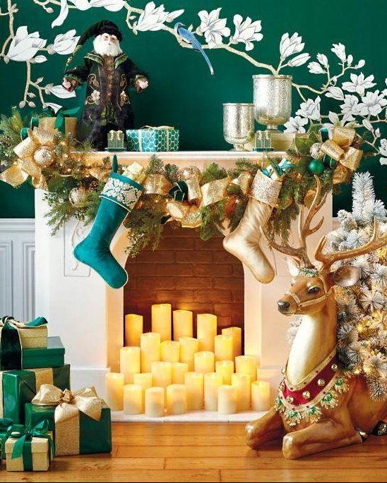 Cumberland Gate Greenery Collection Holiday Decor Pinterest