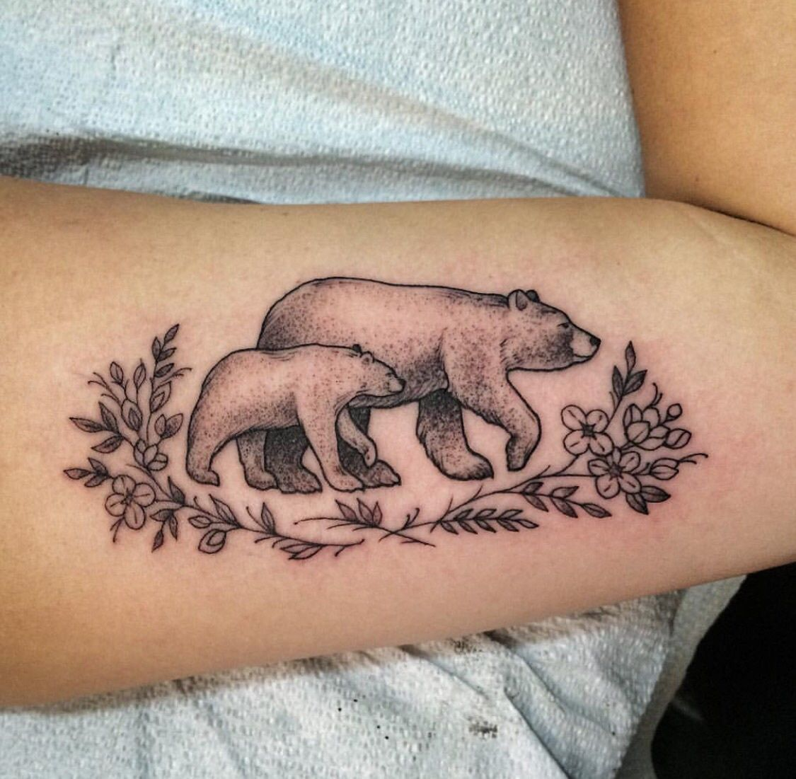 15 Ideas de tatuajes de animales para chicas con un
