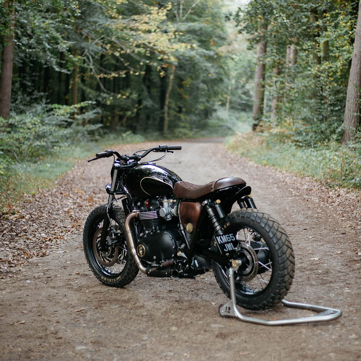 Suits You Sir Triumph T120 By Old Empire Motorcycles Bikes