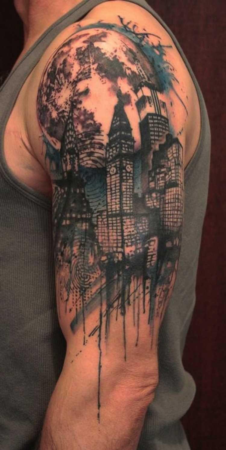 Sleeve Tattoos For Men Mangas Tatuagem Masculina Desenhos Para Tatuagem Masculino Jovens Tatuados