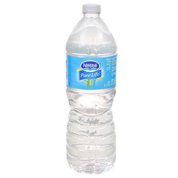 How Many Ounces In A Bottle Of Water