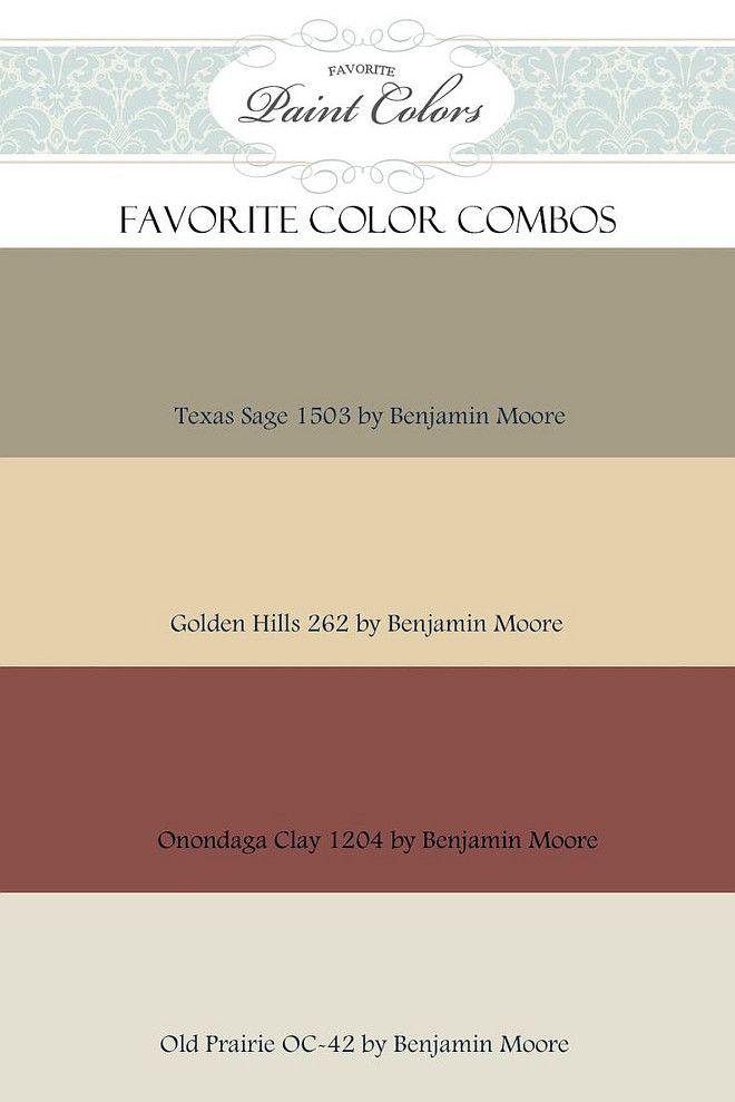 Warm Paint Colors Hues Color Palette Benjamin Moore
