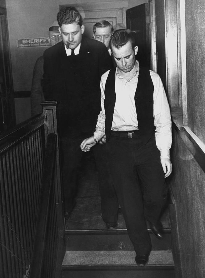 Image result for john dillinger 1934