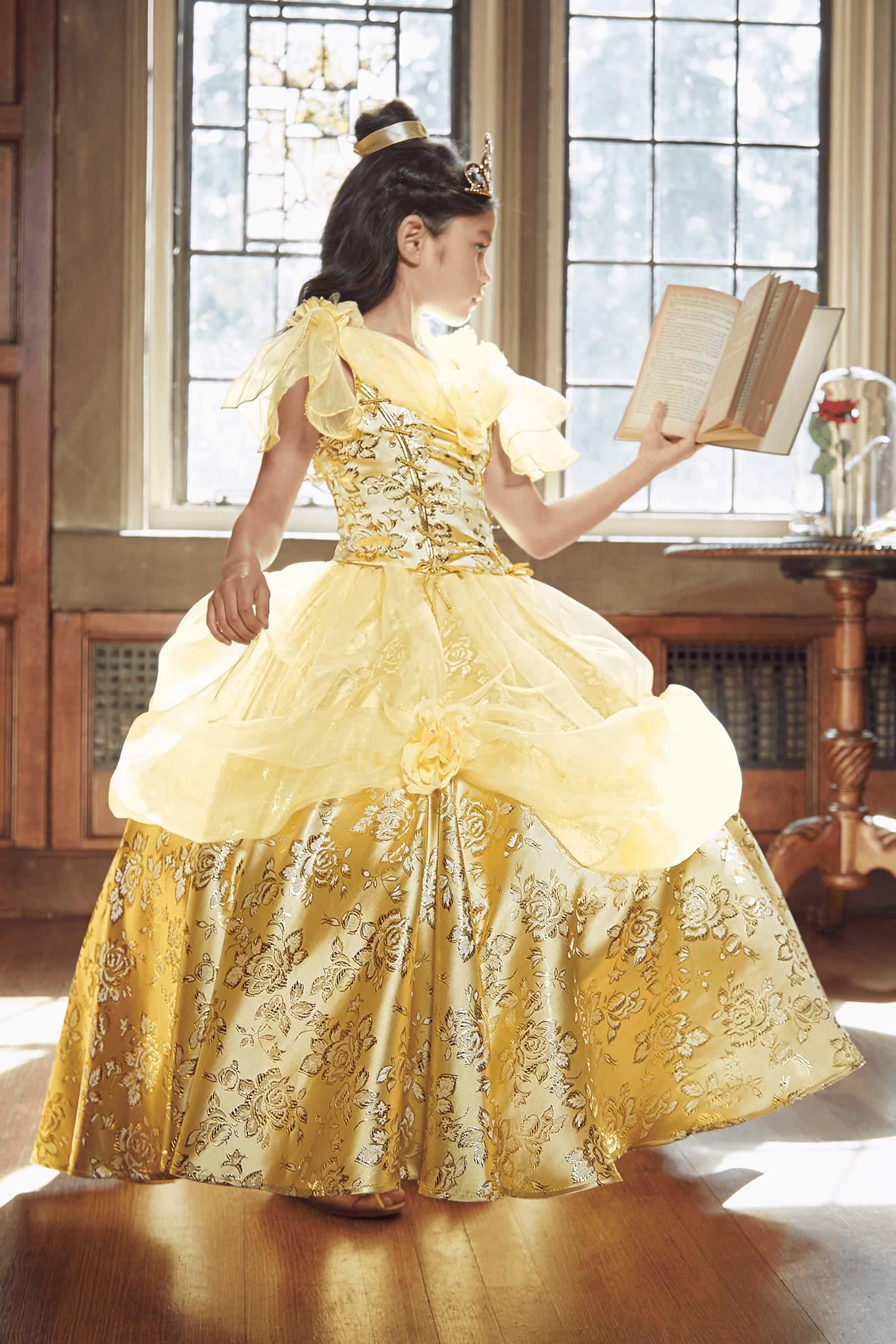 bc10429bf87a The Ultimate Collection Disney Princess Belle Costume For Girls ...