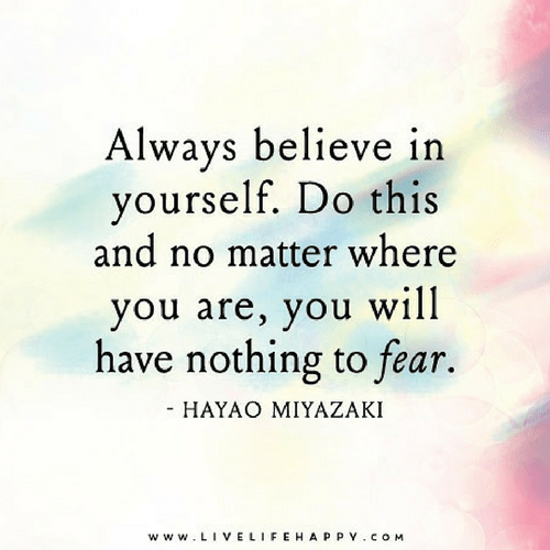 Believe In Yourself Quotes Always Believe In Yourself Do This And No Matter Where You Are You W Believe In Yourself Quotes Profound Quotes Be Yourself Quotes
