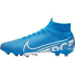 Nike Herren Fußballschuhe Kunstrasen Mercurial Superfly 7 Pro Ag-Pro, Größe 42 ½ In Blue Hero/white