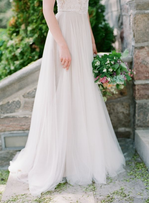 Romantic & Rustic French Inspired Wedding Ideas | Every