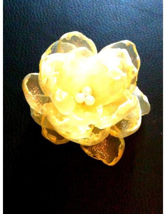 Flower Clips $3.50
