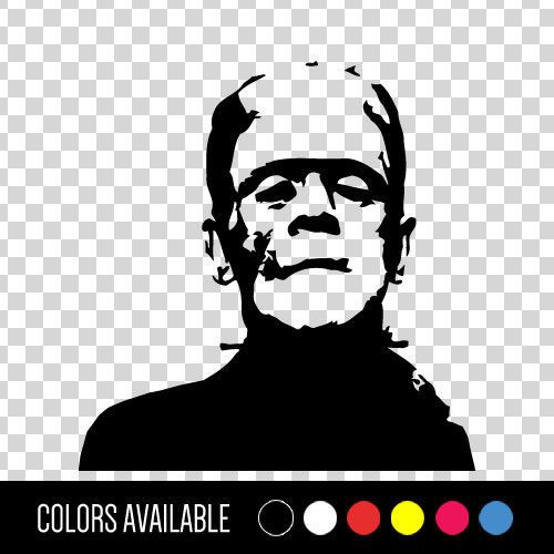 Frankenstein Meme Sticker