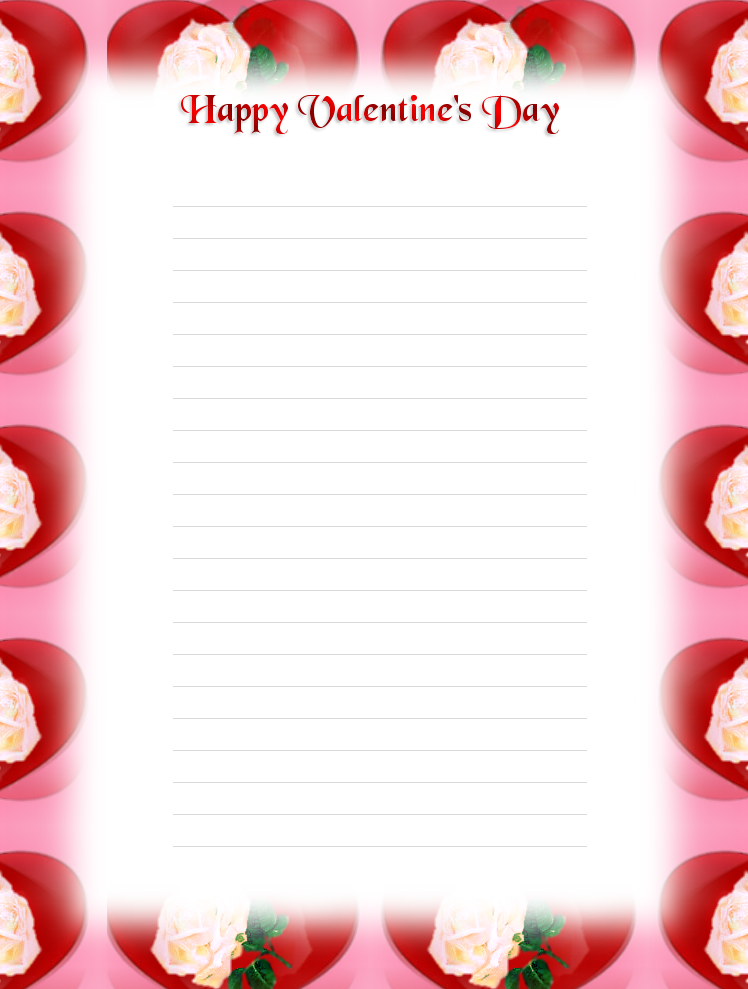 photograph regarding Valentine Stationery Free Printable referred to as Pin by way of Charity Shaw upon Valentine Stationary Stationery