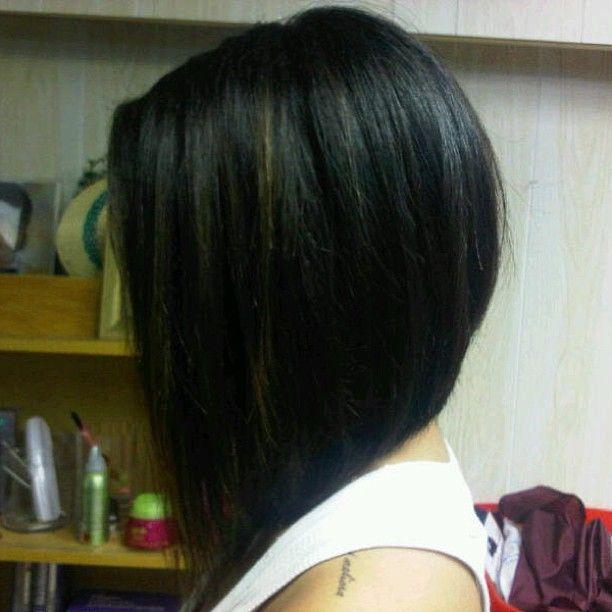 #bob #haircut #diagonal Forward