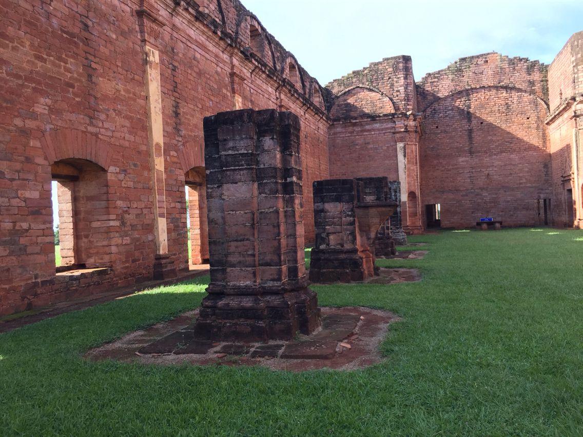 Ruinas Jesuiticas Tree Trunk Tree Plants