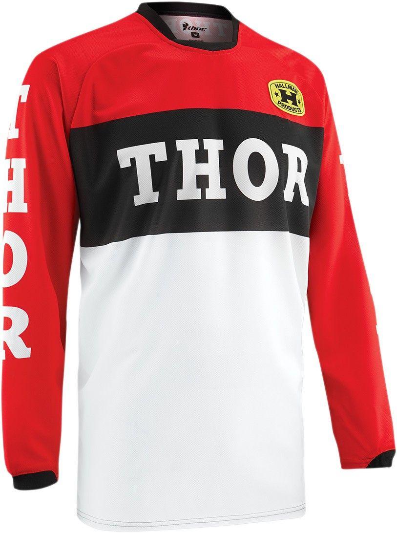 Thor Phase Vintage Retro MX Jersey   Clothing Designs   Mx jersey ... 7c12996e86