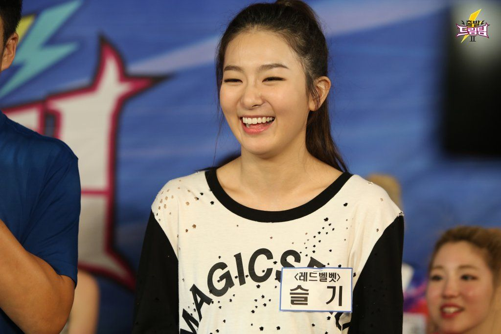 Red Velvet SeulGi @ TV Show 'Let's Go Dream Team' | Seulgi