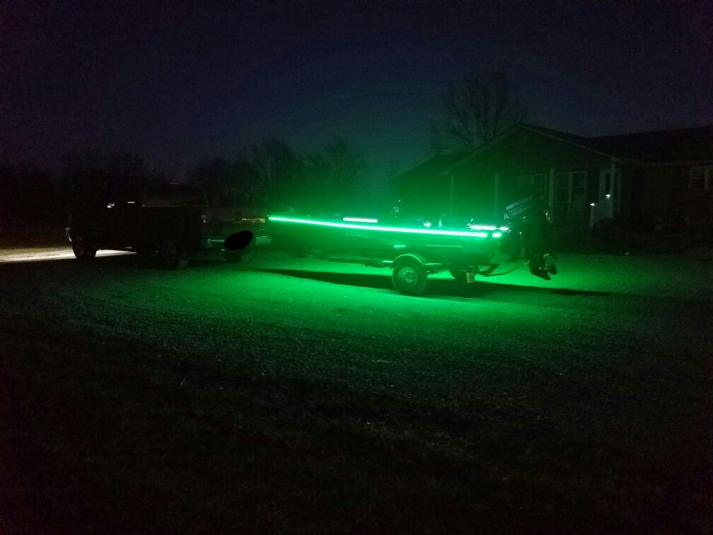 Night Fishing Lights Boat Lights Crappie Lights Crappie Fishing Night Fishing Fishing Lights
