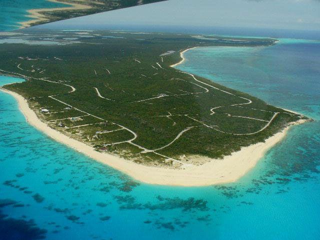 San Salvador Island In The Bahamas