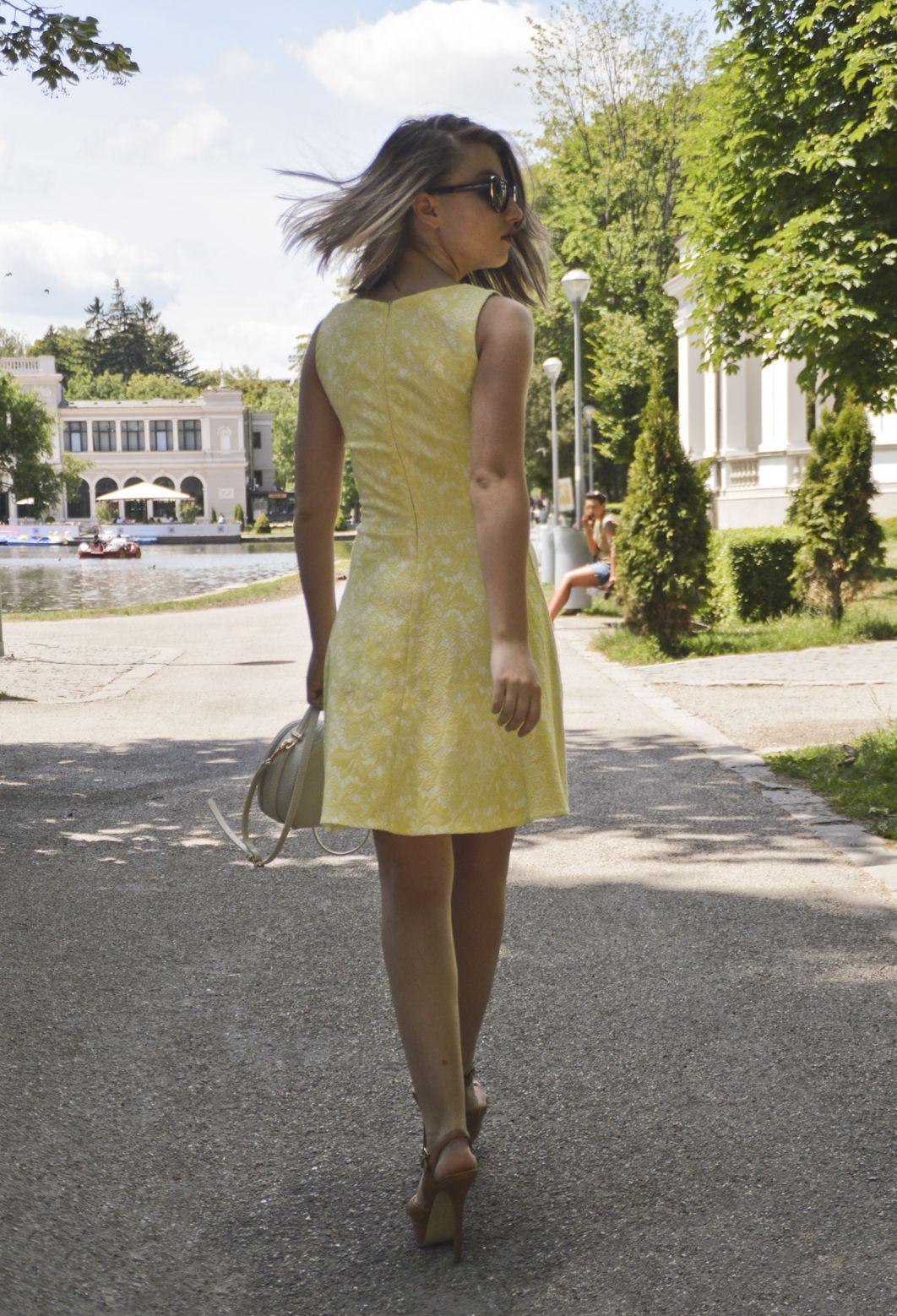 Rochia perfecta pentru vara - Bianca's Visual Space