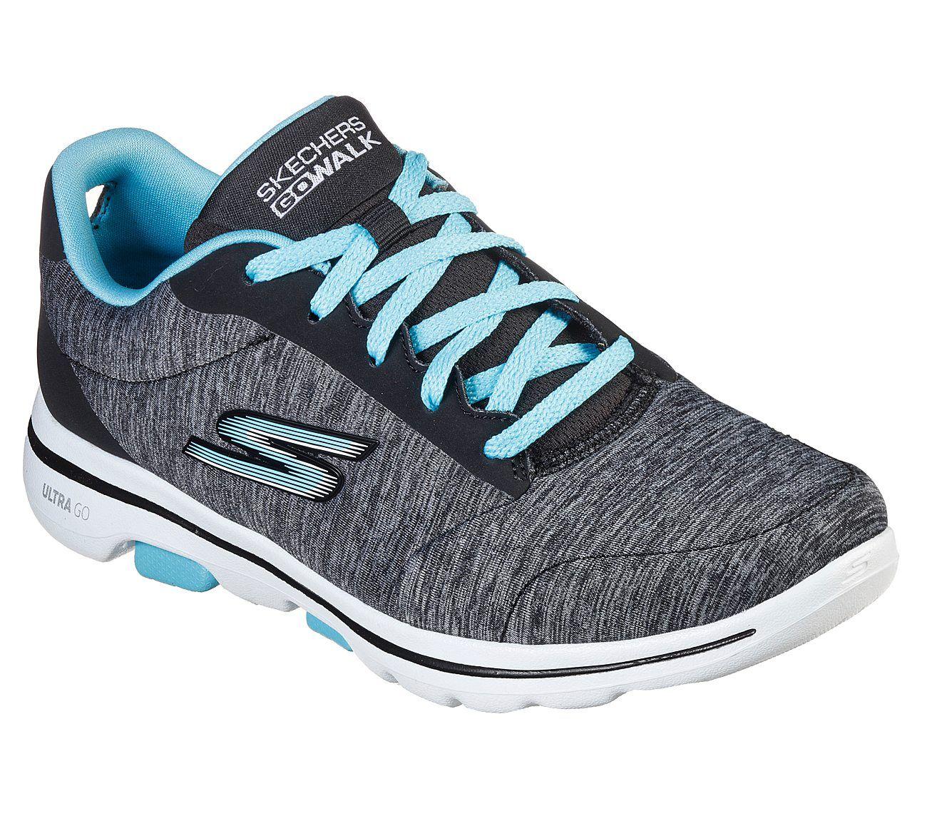 Gowalk 5 True In 2020 Skechers Sneakers Sketchers Shoes Women