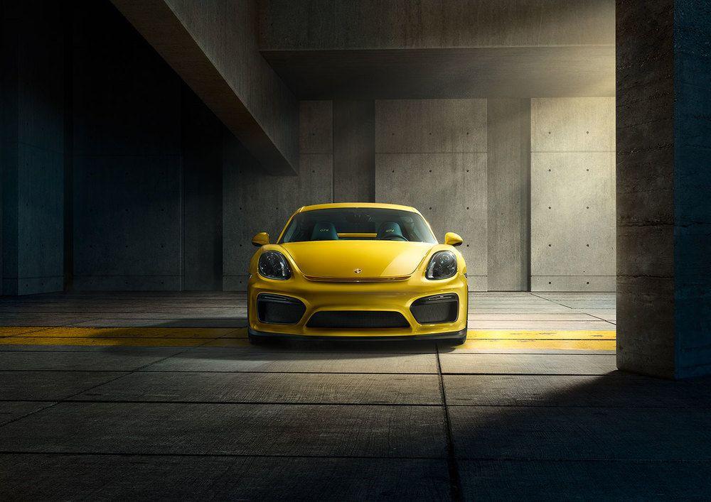 Portfolio Cayman Gt4 Porsche Porsche Sports Car