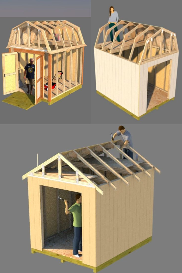 Fun and Easy Shed Plans Chicken