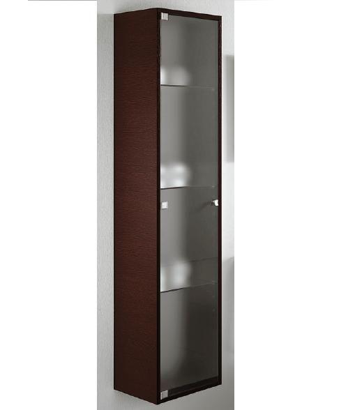 bmt paris collection wall hung bathroom storage linen cabinet in rh pinterest fr