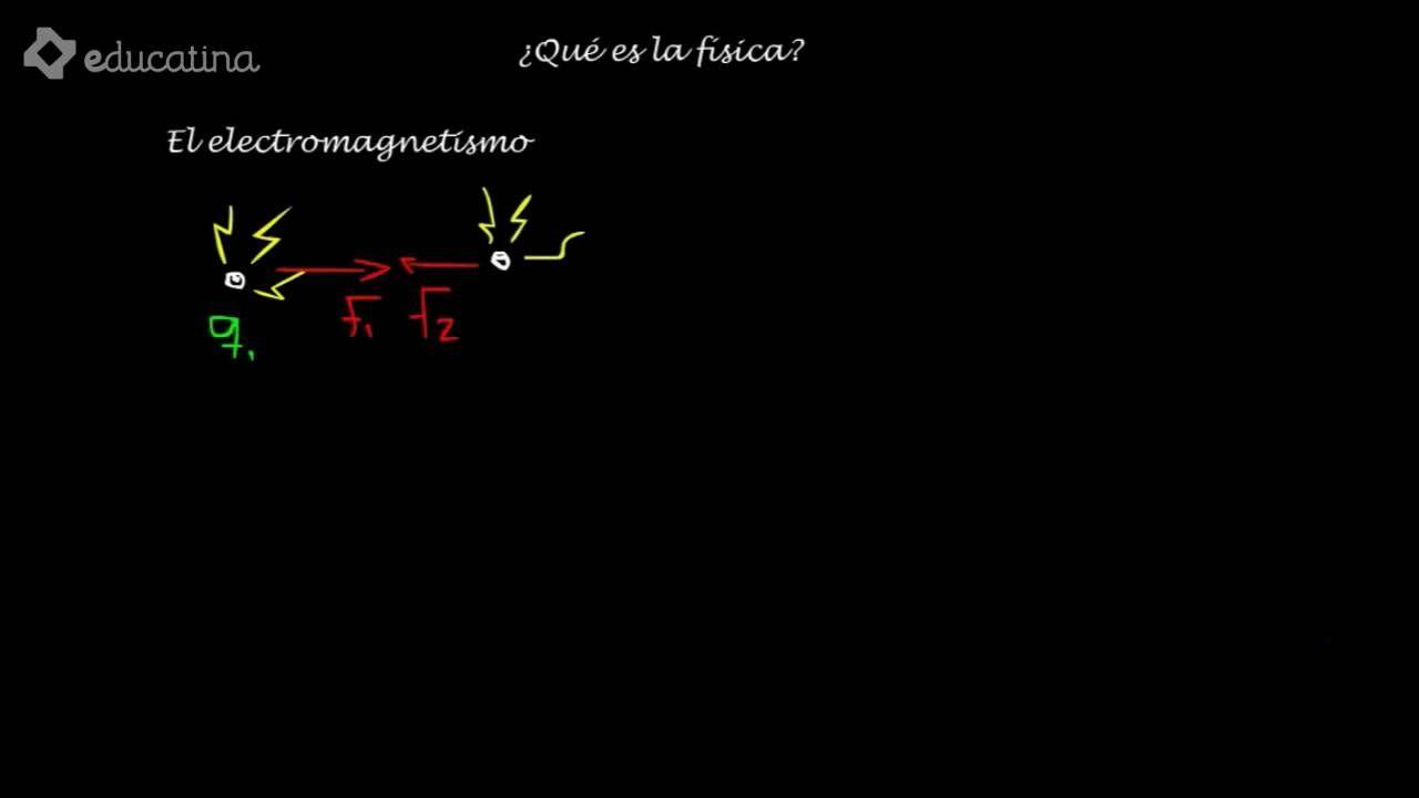 ¿Qué es la Física?