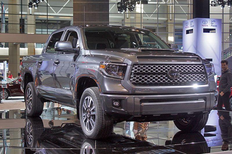 toyota tundra trd pickup truck 2018 toyota tundra land cruiser rh pinterest ch