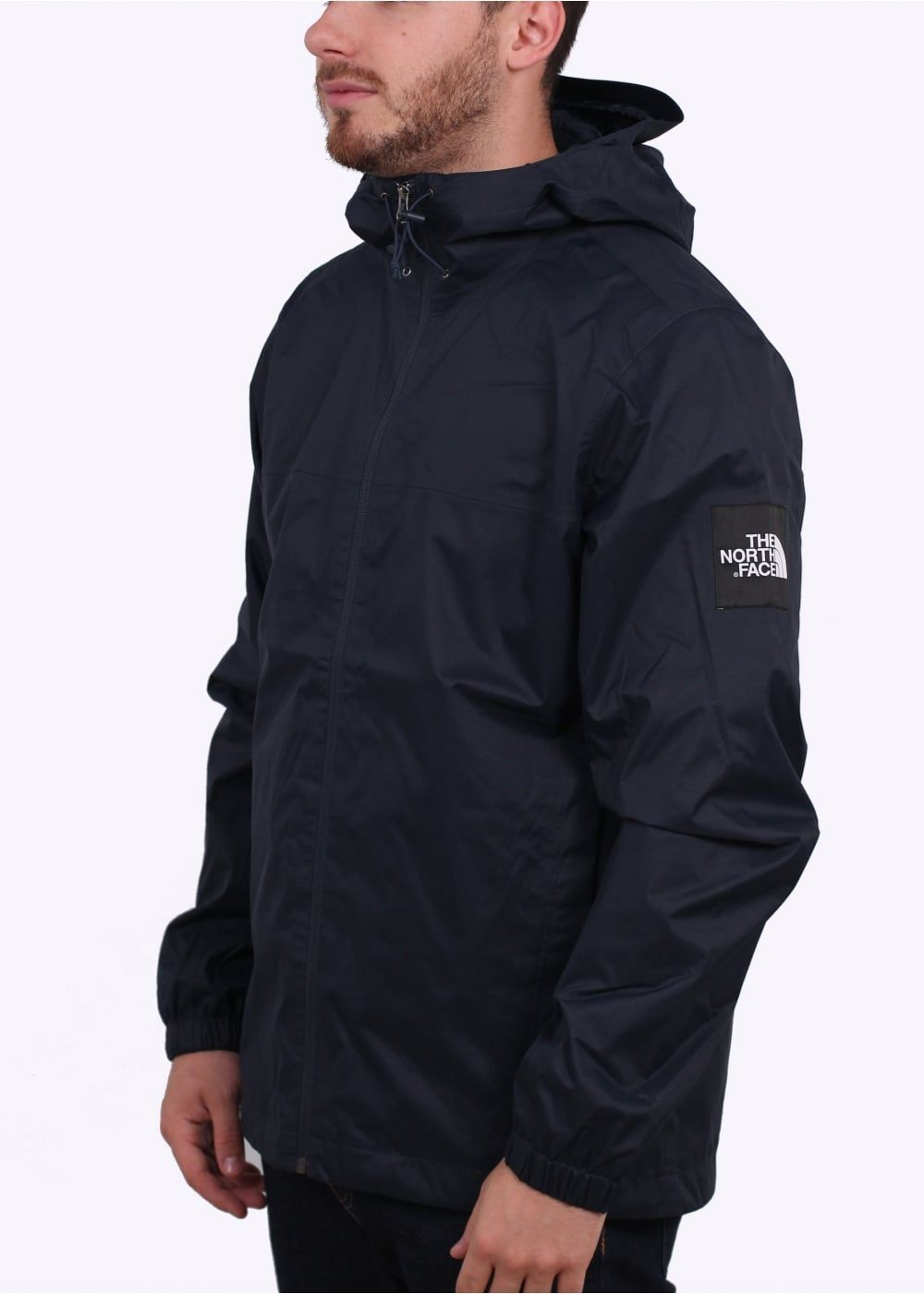 Mountain Q Jacket Urban Navy North Face Jacket Mens North Face Hoodie Jackets [ 1400 x 1000 Pixel ]
