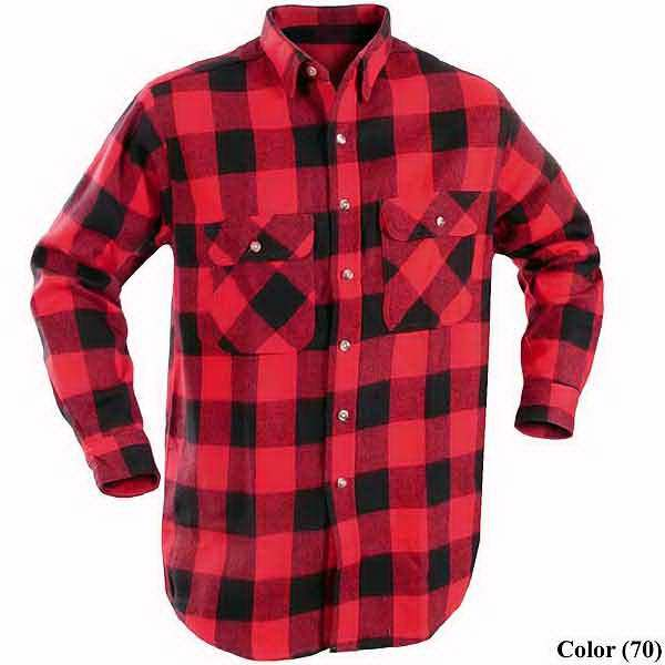 Heavyweight Flannel Shirt (for Tall Men) | Tall man, Cosplay ...